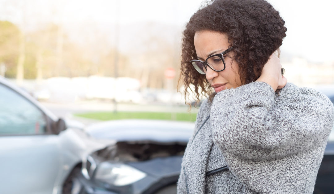 3 Common Spine Injuries Following a Motor Vehicle Accident